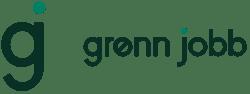 Grønn Jobb Logo Footer